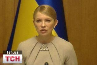 Тимошенко знову перевиконала бюджет і не збирається його змінювати