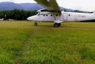 Знайдені уламки літака, що зник у Папуа-Новій Гвінеї