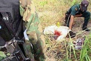 """В тайському селі встановили знак """"Заборонено скидати трупи"""""""
