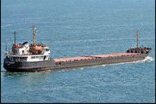 Українське судно звільнили від арешту в Греції