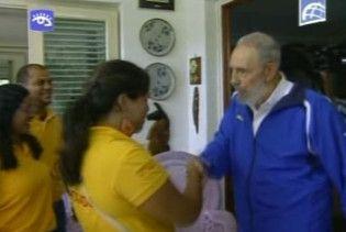 Кастро повернувся на ТБ у відмінній формі