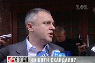 Суркіс: Шевченко замінить Газзаєва