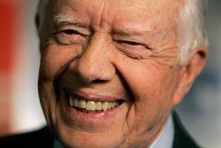 На екс-президента США Джіммі Картера готували замах в секторі Газа