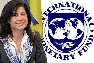 Місія МВФ приїде в Україну в жовтні