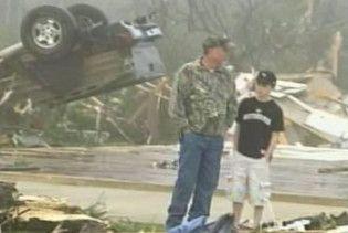 Торнадо вирували у штаті Міссісіпі: 28 людей поранено