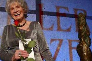 Володаркою Міжнародного Букера-2009 стала 77-річна письменниця Еліс Мунро