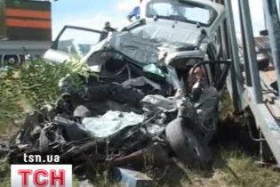 Четверо людей загинули в ДТП на Одещині