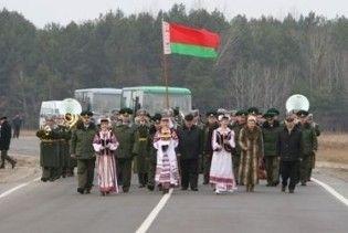 Білоруські прикордонники самовільно посилили контроль на кордоні з Україною