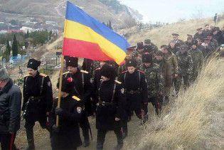 В Криму козаки побили татарського журналіста