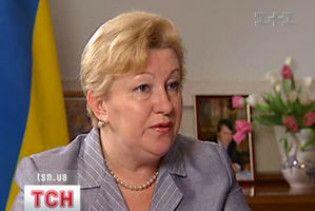Ульянченко заспокоїла, що в її кабінеті нема виборчого штабу Ющенка