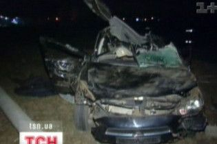 Автомобільна аварія на Сумщині: є жертви