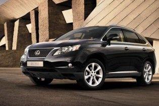 Ексклюзивна пропозиція на новий Lexus RX 350