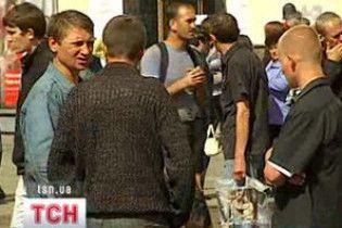 У Київ масово повертаються заробітчани
