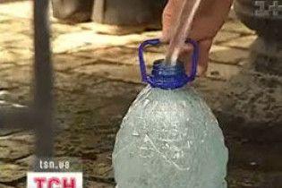На чернігівцях проведуть експеримент з питною водою