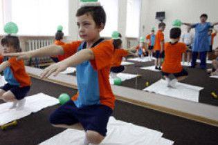 У київських школах введуть ранкову зарядку