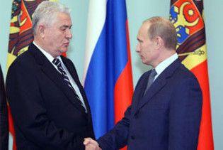 Росія надасть Молдові півмільярда доларів кредиту