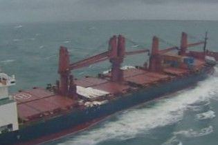 Біля берегів Австралії в воду впали 31 контейнер з хімікатами