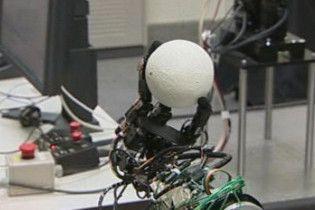 Японці навчили роботів грати в бейсбол
