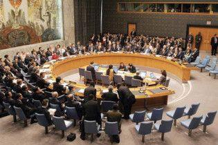 Рада безпеки ООН не прийняла жодного рішення щодо ракети КНДР