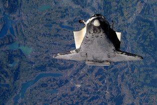 Скинута з шаттлу Discovery сеча астронавтів схвилювала американців