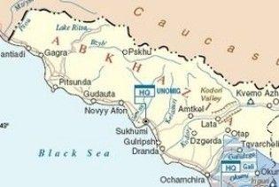 Берегова охорона Грузії затримала судно в акваторії Абхазії