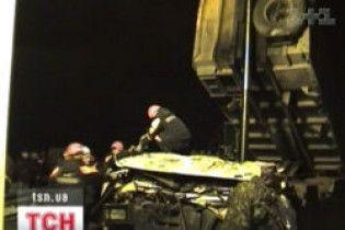 У Сочі вибухнула вантажівка з коньячним спиртом