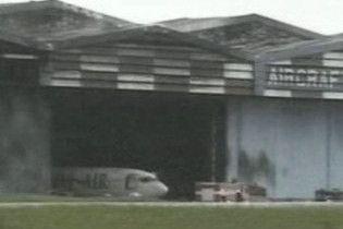 В Індонезії військовий літак врізався в ангар: є жертви