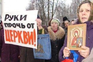 Київський патріархат захопив церкву на Сумщині