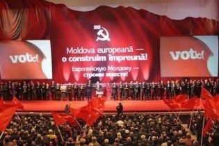 Комуністи у Молдавії лякають кінцем світу, якщо за них не проголосують