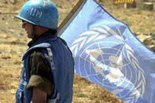 Миротворці залишаться в Грузії