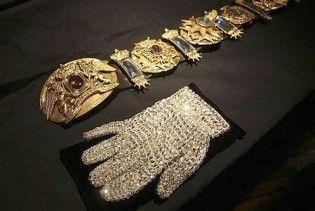 Особисті речі Майкла Джексона будуть виставлені на продаж