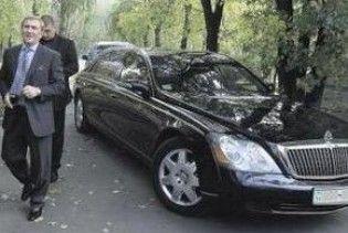 Черновецький продав Maybach, а Кільчицька - Hummer