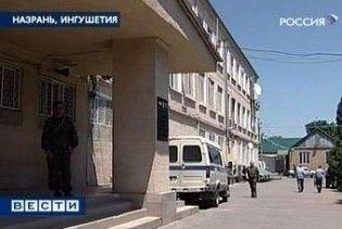 В Інгушетії застрелили міністра спорту і туризму республіки