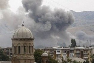 У вибухах в Грузії звинуватили Росію та ООН
