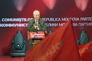 Компартія Молдавії вирішила сформувати коаліцію