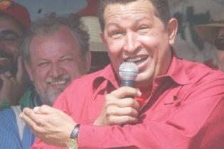 Чавес контролює ситуацію