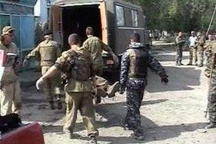 В школі у Грозному відбувся теракт