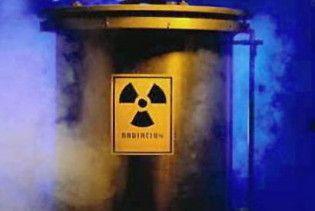 За останніх 6 років в Україні вилучили 79 контейнерів з радіоактивними матеріалами