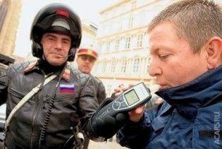 В Росії водіям дозволили бути трохи п'яними за кермом