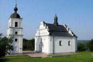 Вандал підпалив церкву, побудовану Богданом Хмельницьким