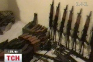 Командир військової частини продавав зброю в центрі Києва
