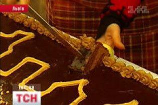 На центральній площі Львова відбудеться Свято шоколаду