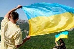 У Сумах не змогли підняти Державний прапор