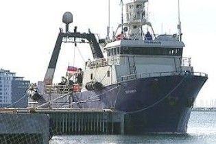 Біля берегів Норвегії затонуло російське судно