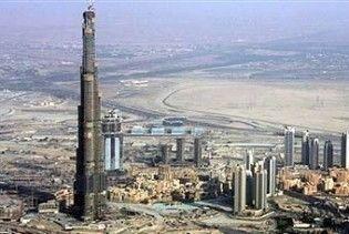 Борг Дубая збільшився до 170 млрд доларів