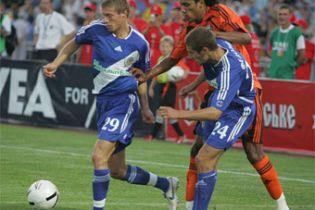 Динамівська молодь завоювала Суперкубок