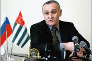 Замах на прем'єра Абхазії