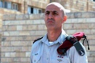 Ізраїльському генералу погрожують вбивством за виселення євреїв