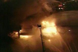 Від вибуху бензовозу в Мічігані звалилася шосейна естакада