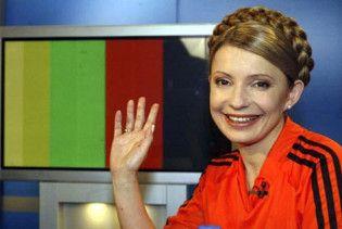 """Тимошенко розповіла, як вона кричала і свистіла за """"Шахтар"""""""